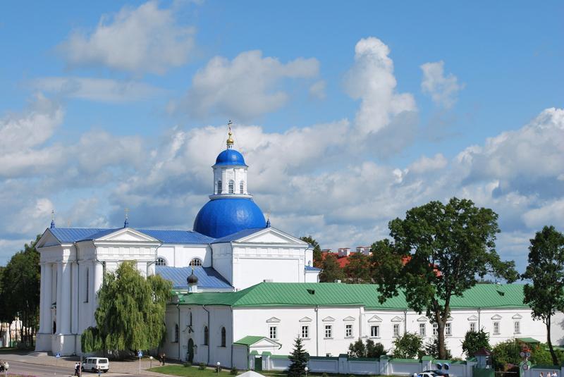Жировичский монастырь