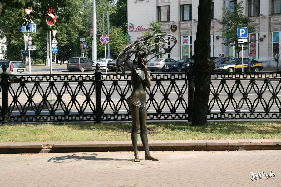 Михайловский сквер