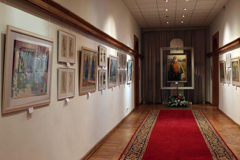 Художественный музей Т. В. Масленникова