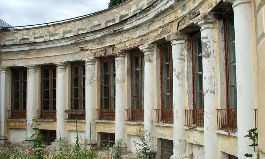 Дворцово-парковый ансамбль Валовичей